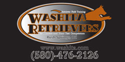 Washita Retrievers